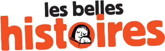 Logo du magazine Les Belles Histoires