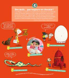 Sommaire des Belles Histoires n°508, avril 2015