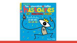 Mes premières Belles Histoires - couverture du hors-série Turlututu