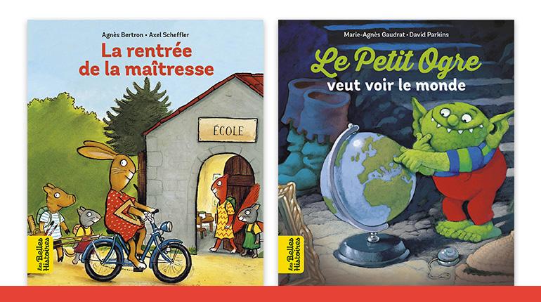 """Livres de la collection """"Les Belles Histoires"""""""