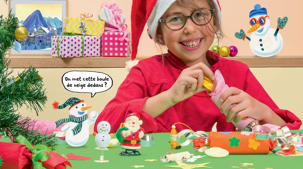 Bricolage de Noël:les crackers craquants