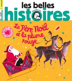 Couverture du magazine Les Belles Histoires, n°564, décembre 2019
