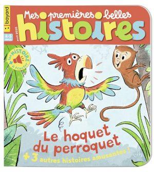 Couverture de Mes premières Belles Histoires, n°233, avril 2020