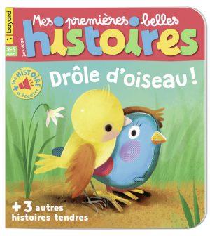 Couverture de Mes premières Belles Histoires, n°235, juin 2020